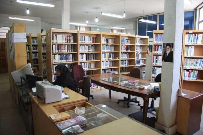 3 کتابخانه برای 186 هزار نفر