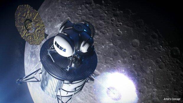 بودجه 45.5 میلیون دلاری ناسا برای توسعه سیستم فرود انسان در ماه