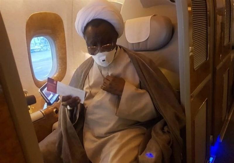احتمال بازگشت شیخ زکزاکی به نیجریه